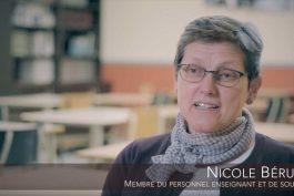 Témoignage Nicole Bérubé