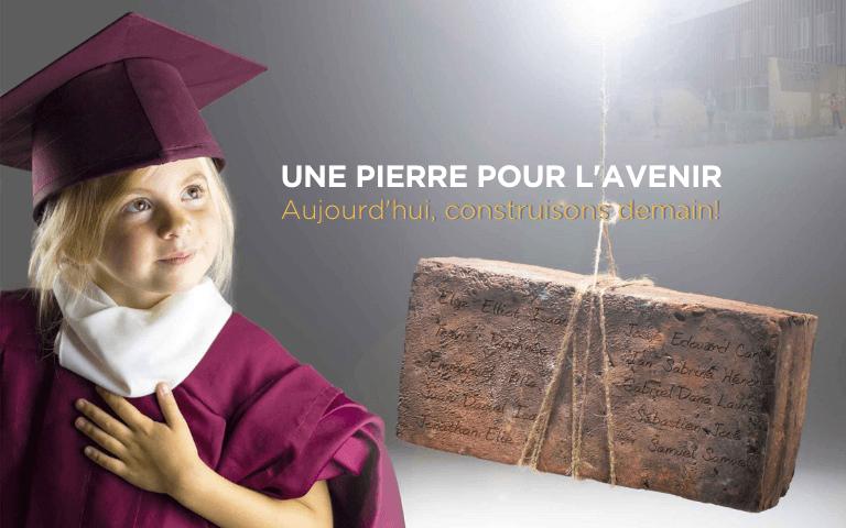 Copy of Une pierre pour l'Avenir